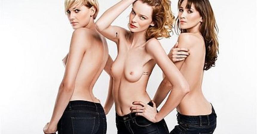 Express yourself – Top Secret – wiosna 2012.