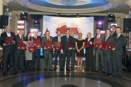 Dolcan wyróżniony tytułem Deweloper Roku 2011
