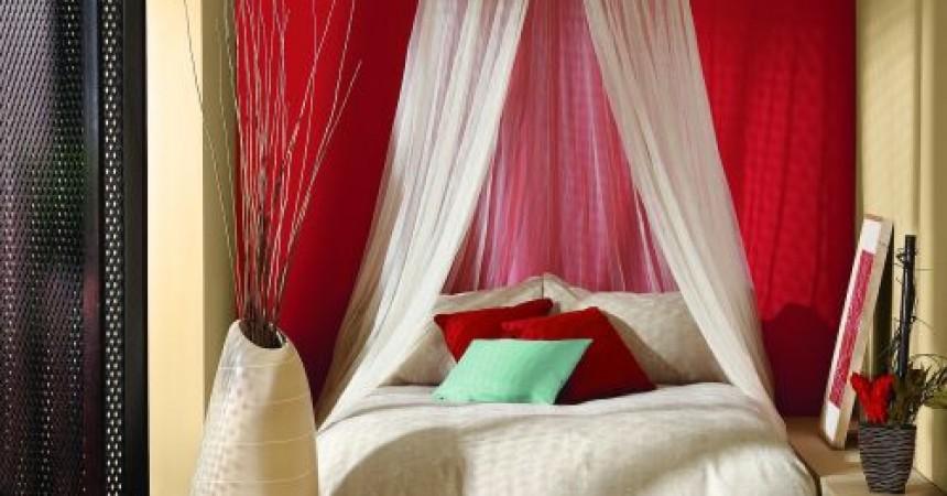 A może by tak… czerwone wnętrze?  – rozmowa z architektem wnętrz i ekspertem PARA Paints