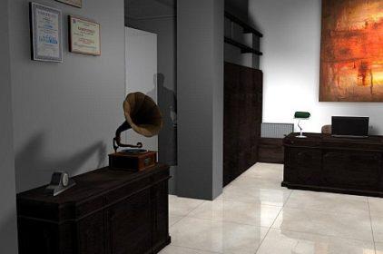 Prestiżowe biura w starym stylu