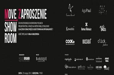 Klub Baroque zaprasza na MOVE showroom z Mają Sablewską