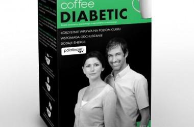 Slim coffee® Diabetic Zadbaj o sylwetkę i właściwy poziom cukru!