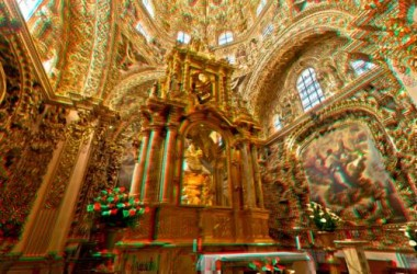 """Trójwymiarowa wystawa """"Świat w 3D"""" w NoVa Park"""
