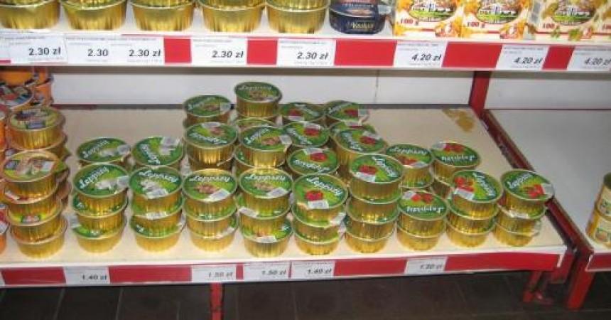 Żywność na świecie tańsza, a w Polsce coraz droższa