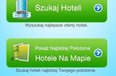 """""""i Find Hotels"""" – Jedna darmowa aplikacja do przeszukiwania ponad 2 mln ofert hoteli, teraz dostępna po Polsku"""