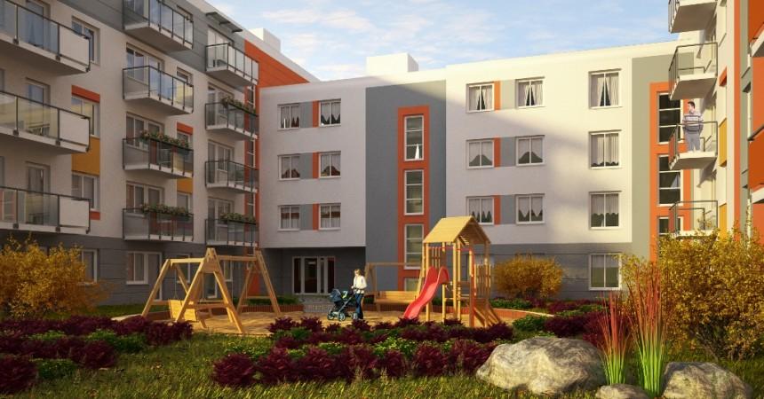 Połowa mieszkań w Batorym II ma już nowych właścicieli