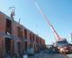 750 m2 stropu w 16h! – fotorelacja z montażu stropu SMART w kompleksie jedenastu domów szeregowych