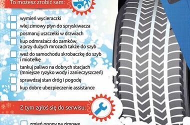 Kierowca kontra natura, czyli jak przygotować auto na zimę