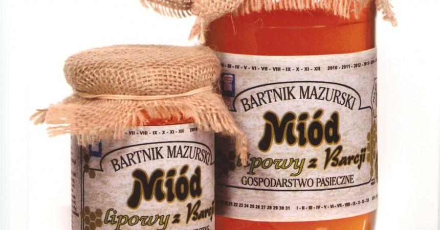 Bartnik Mazurski – rodzinna firma odnosząca sukcesy