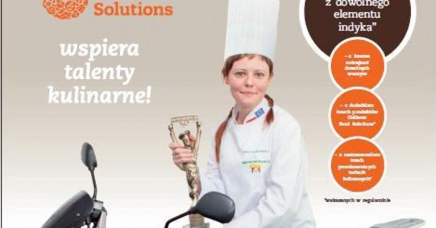 Poszukujemy kolejnego Młodego Kreatora Sztuki Kulinarnej!