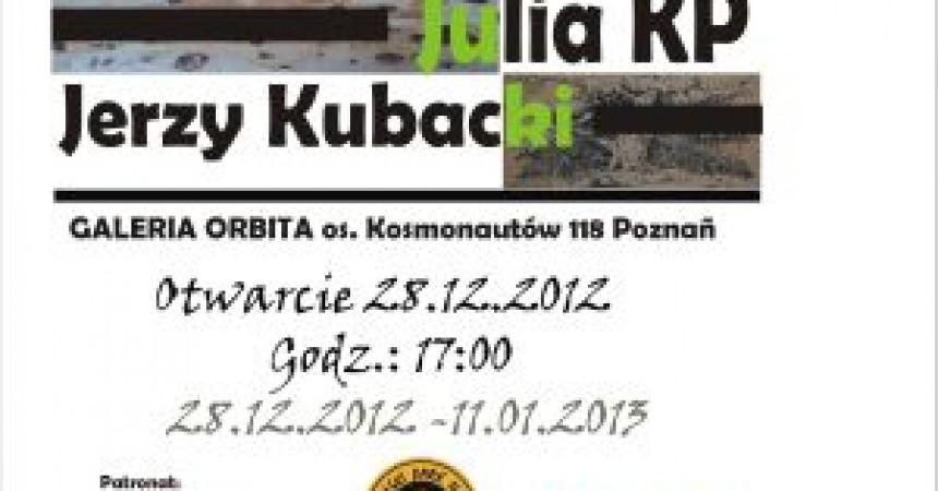 """""""Mgnienia z Natury"""" – wystawa Julia KP i Jerzy Kubacki"""