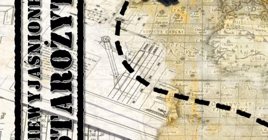 Niewyjaśnione sekrety starożytności – ebook Jonathana Graya
