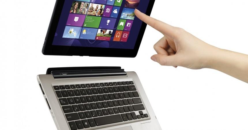 ASUS Transformer Book TX300 – notebook z odczepianym, dotykowym ekranem