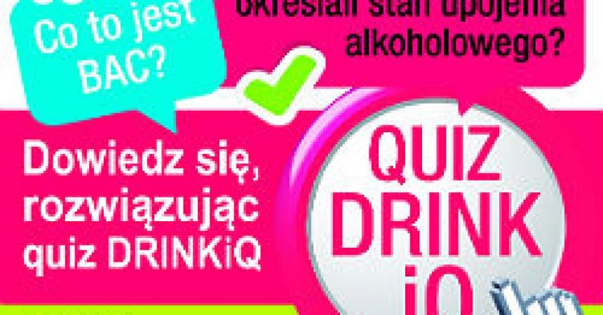 SPRAWDŹ, JAKIE JEST TWOJE DRINKiQ