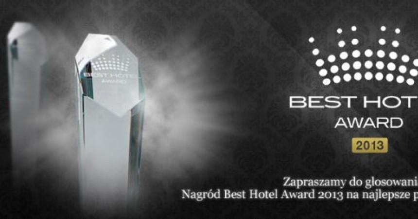 III edycja Best Hotel Award rozpoczęta!