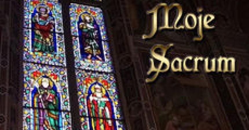 Poezja sakralna Piotra Sikorskiego – Moje sacrum