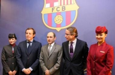 LINIE LOTNICZE QATAR AIRWAYS ZOSTAŁY ŚWIATOWYM PARTNEREM PIŁKARSKIEGO GIGANTA FC BARCELONY