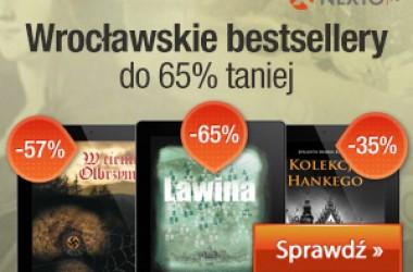 Wrocławska Mania – powieści Jolanty Marii Kalety do 65% taniej!