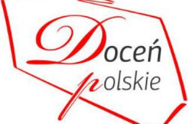 """Ponad 500 artykułów spożywczych posiada znak """"Doceń polskie"""""""