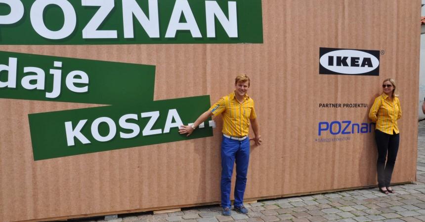 Poznań daje kosza odpadom