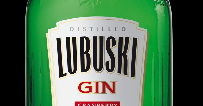 GIN LUBUSKI CRANBERRY