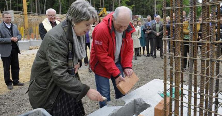 Wmurowano kamień węgielny pod budowę trzeciego Hotelu SPA Dr Irena Eris