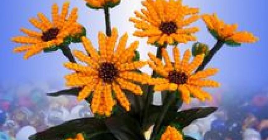 Jak samemu zrobić kwiatki z koralików? – poradnik