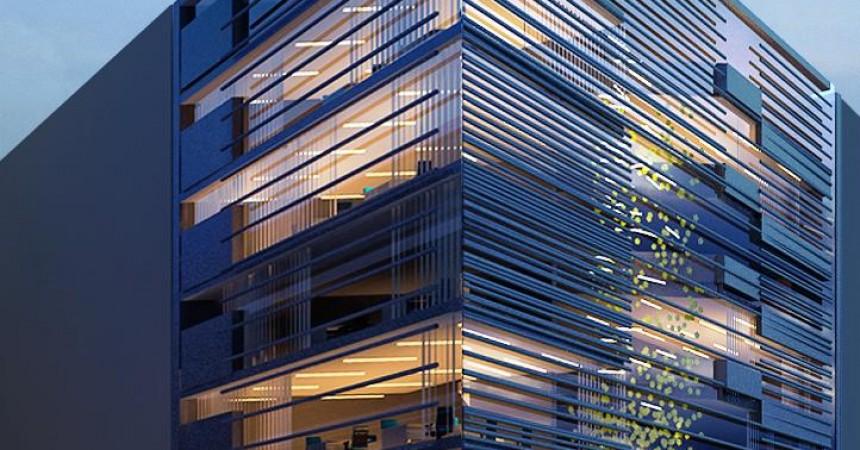 Nowy biurowiec Monday Development