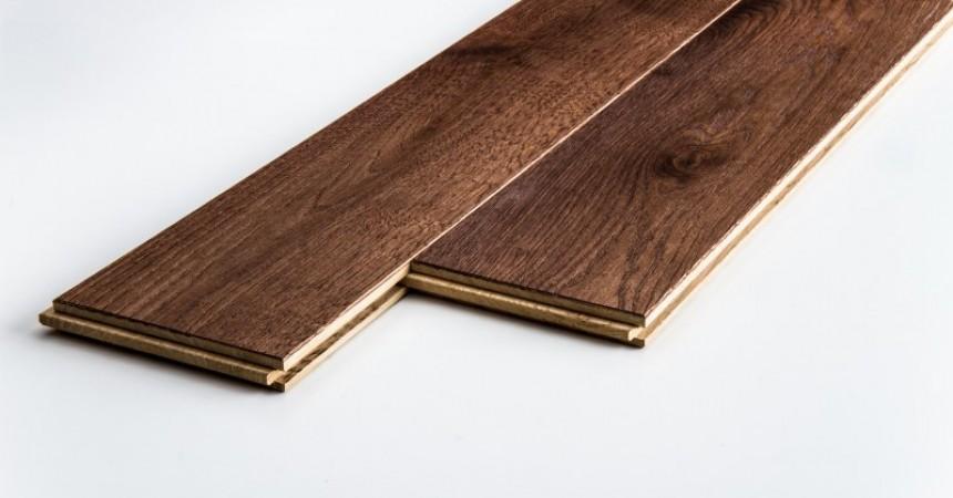 Trend 2013: intensywne kolory podłóg drewnianych