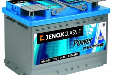 Jenox wprowadził nowe akumulatory