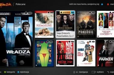 Cineman VOD – setki kinowych hitów w nowej aplikacji w Samsung Smart TV