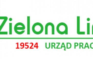Zielona Linia – Twoje wsparcie na rynku pracy