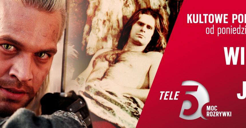Polskie, kultowe seriale w jesiennej ramówce Tele5.