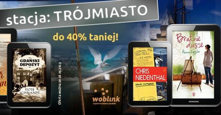 Stacja: Trójmiasto – książki taniej o 40%