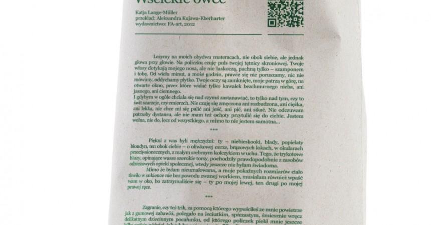 Okruchy prozy – czyli lektura do rogalika. Kampania czytelnicza z Piekarnią Szwajcarską.