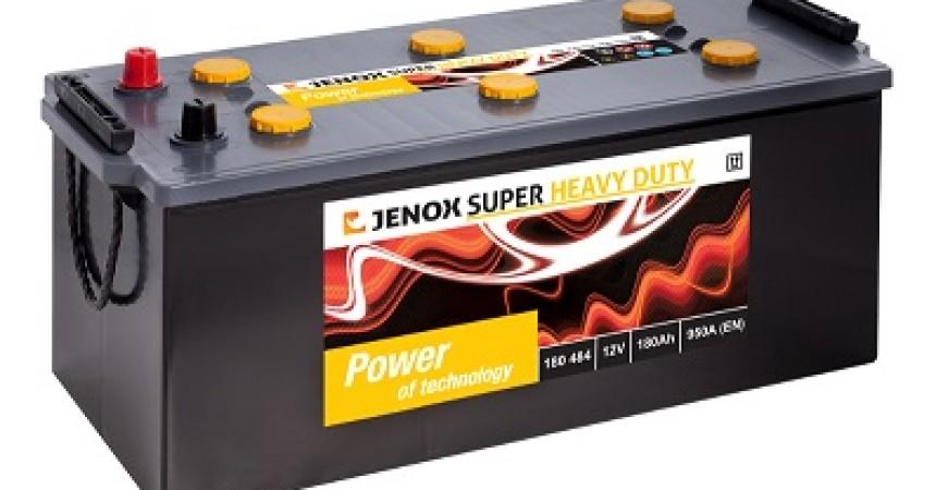 W akumulatorach Jenox drzemie nowa moc