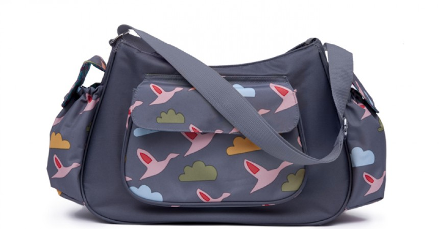 Stylowa i praktyczna torba dla mamy
