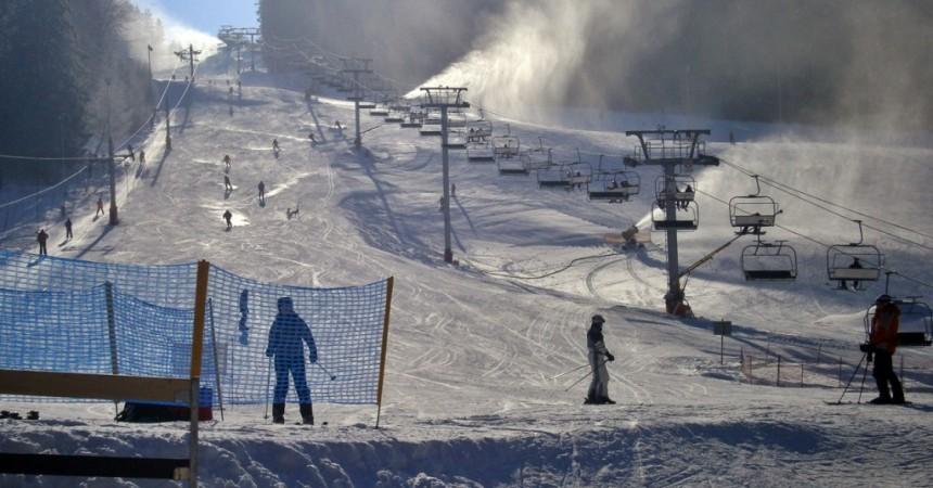 Słowacki region Turiec na niedrogie narciarskie ferie