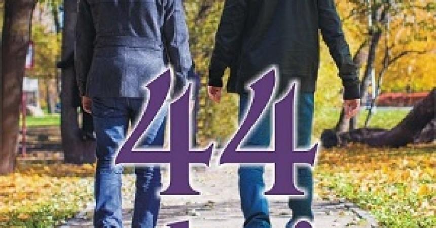 44 dni – powieść Daniela Hurlaka