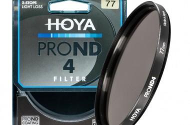 Nowa seria profesjonalnych filtrów szarych PROND marki Hoya do przetestowania na łódzkich targach Film Video Foto