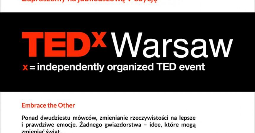 Billennium wspiera TEDxWarsaw