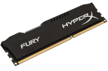 Nowe pamięci HyperX FURY – wydajność i bezkompromisowy gamingowy design