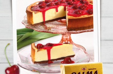 Domowe ciasta na Wielkanoc w silnej kampanii Z.T. Bielmar