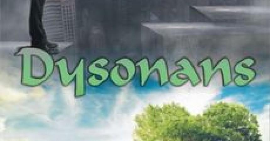 Dysonans – powieść Krzysztofa Koguta