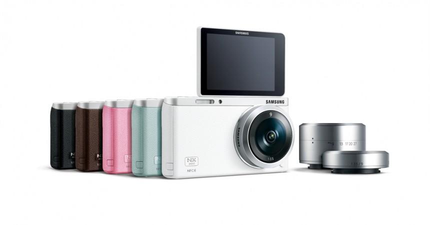 Samsung NX mini już w Polsce