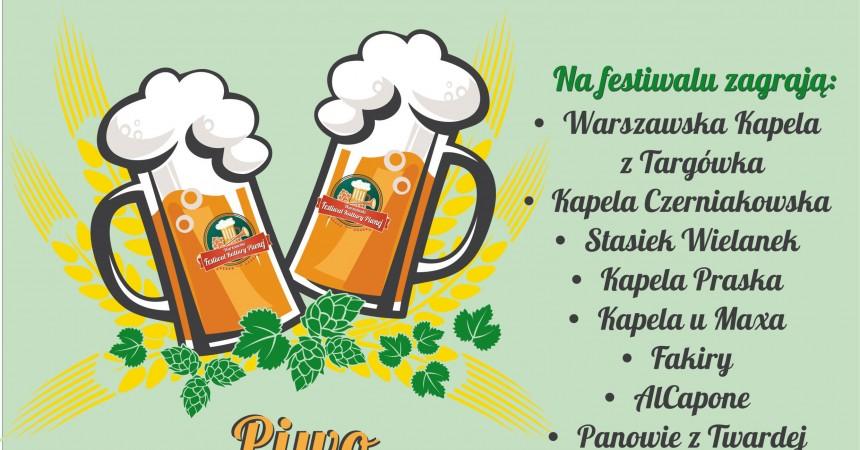 II Warszawski Festiwal Kultury Piwnej – podróż w czasie z piwem w tle