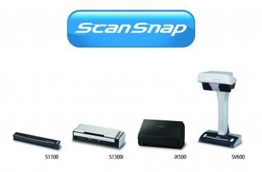 Światowa sprzedaż skanerów Fujitsu ScanSnap przekroczyła liczbę trzech milionów sztuk