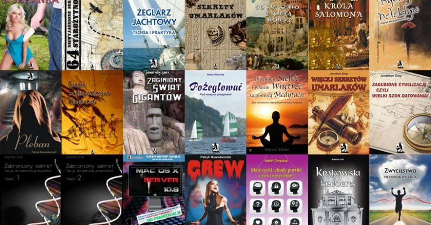 Promocje ebooków Wydawnictwa Psychoskok na Virtualo