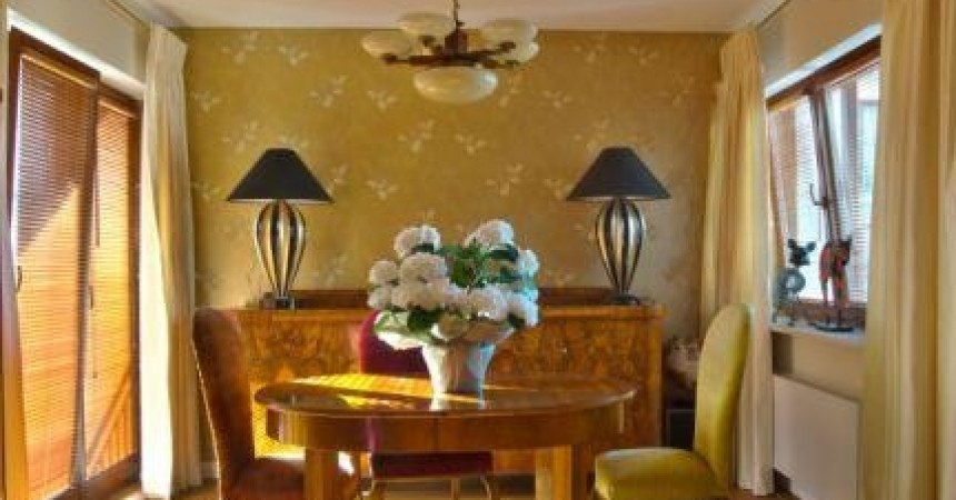 Wnętrza w stylu Art Deco – zaproś sztukę do domu!