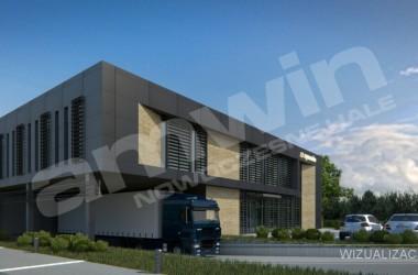 Jak zaprojektować obiekt magazynowy, aby zapewnić sprawny i efektywny system logistyczny przedsiębiorstwa – na przykładzie projektu i kompleksowej budowy hali magazynowej  z biurowcem dla firmy Agmamito.